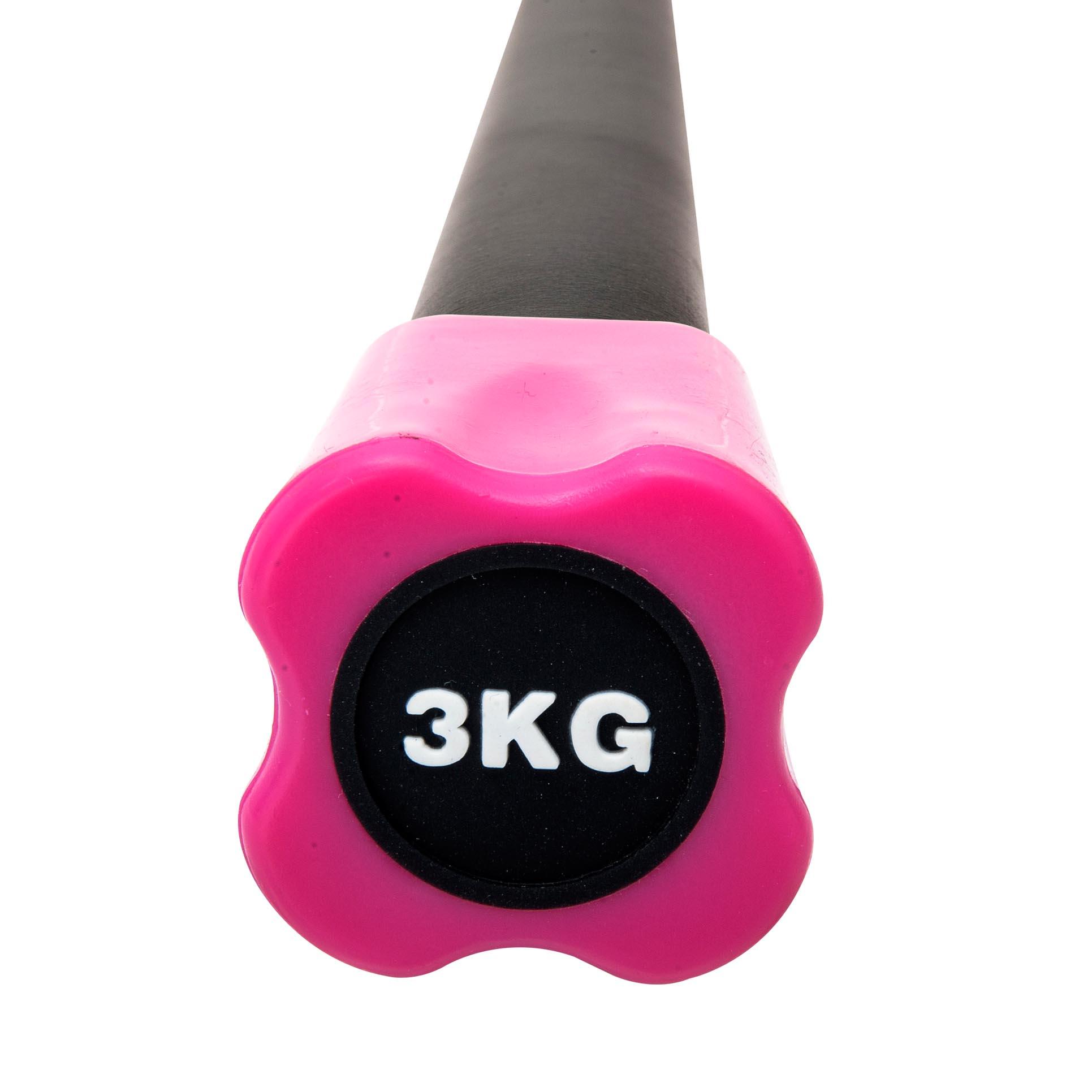 Viavito Aerobic Weighted Bar  3kg