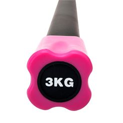 Viavito Aerobic Weighted Bar - 3kg