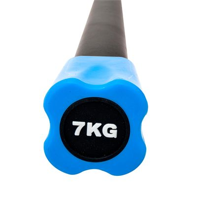 Viavito Aerobic Weighted Bar - 7kg - Front