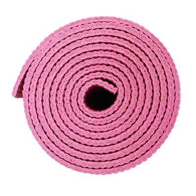 Viavito Asuryama 4mm Yoga Mat - Aubergine - Side