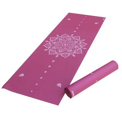 Viavito Asuryama 4mm Yoga Mat - Aubergine