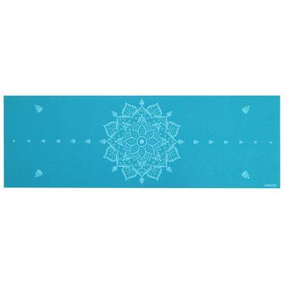 Viavito Asuryama 4mm Yoga Mat - Azure - Above