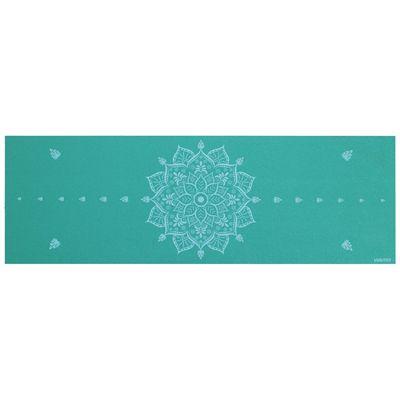 Viavito Asuryama 4mm Yoga Mat - Mint - Above