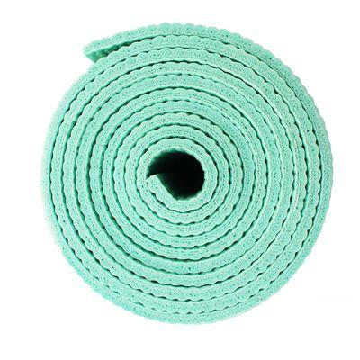 Viavito Asuryama 4mm Yoga Mat - Mint - Side