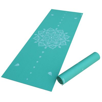 Viavito Asuryama 4mm Yoga Mat - Mint