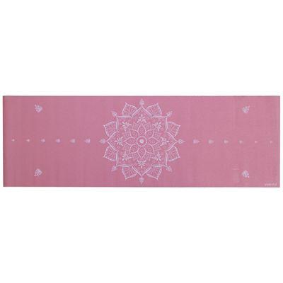 Viavito Asuryama 4mm Yoga Mat - Pink - Above