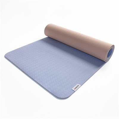 Viavito Ayama 6mm Yoga Mat - Blue2