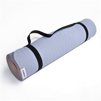 Viavito Ayama 6mm Yoga Mat - Blue4