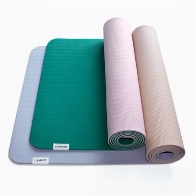 Viavito Ayama 6mm Yoga Mat - Blue5