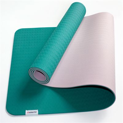 Viavito Ayama 6mm Yoga Mat - Green Main