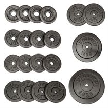 Viavito Cast Iron Standard Weight Plates