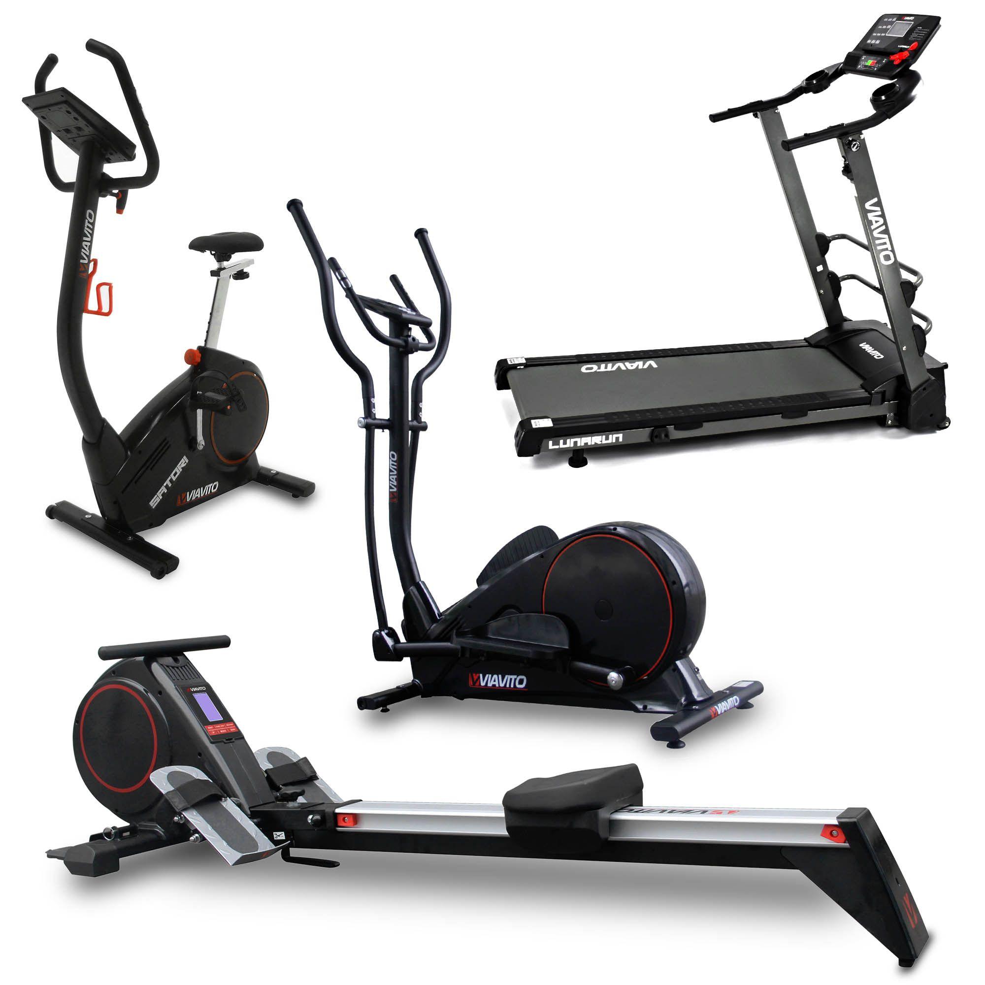 viavito complete home fitness set. Black Bedroom Furniture Sets. Home Design Ideas