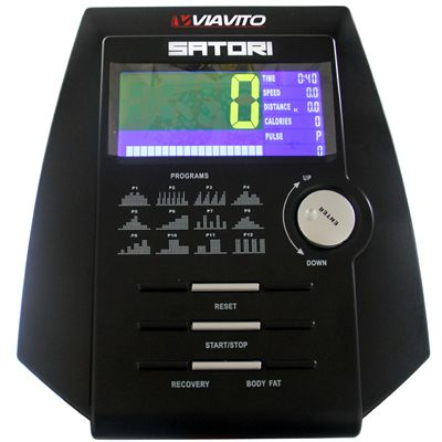 Viavito Satori Exercise Bike - Console