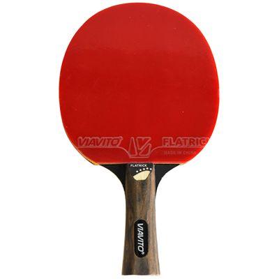 Viavito FlaTrick Table Tennis Bat - Front