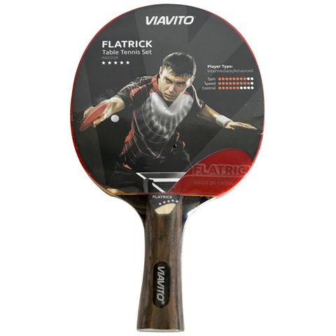 Viavito FlaTrick 5 Star Table Tennis Bat