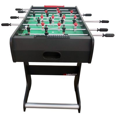 Viavito FT100X 4ft Folding Football Table - fRONT View
