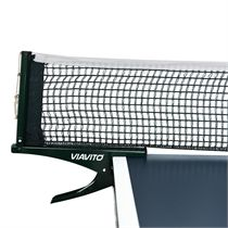 Viavito Iziclip Table Tennis Net and Post Set
