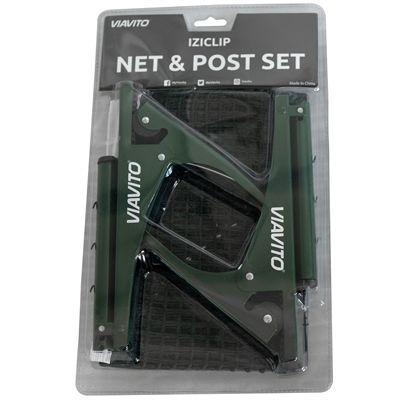 Viavito Iziclip Table Tennis Net and Post Set - Posts Plus Net - Box