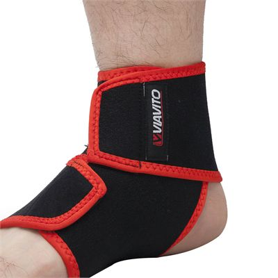 Viavito Neoprene Ankle Support - In Use