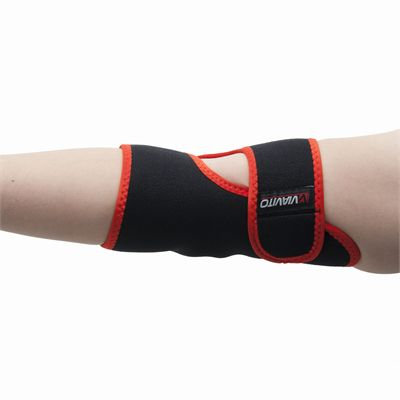 Viavito Neoprene Elbow Support - In Use
