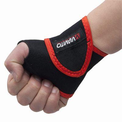 Viavito Neoprene Wrist Support - In Use