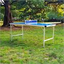 Viavito PlayCase 5ft Outdoor Folding Table Tennis Table - Lifestyle 3