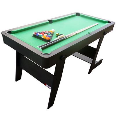 Viavito PT100X 5ft Folding Pool Table - Alternative View