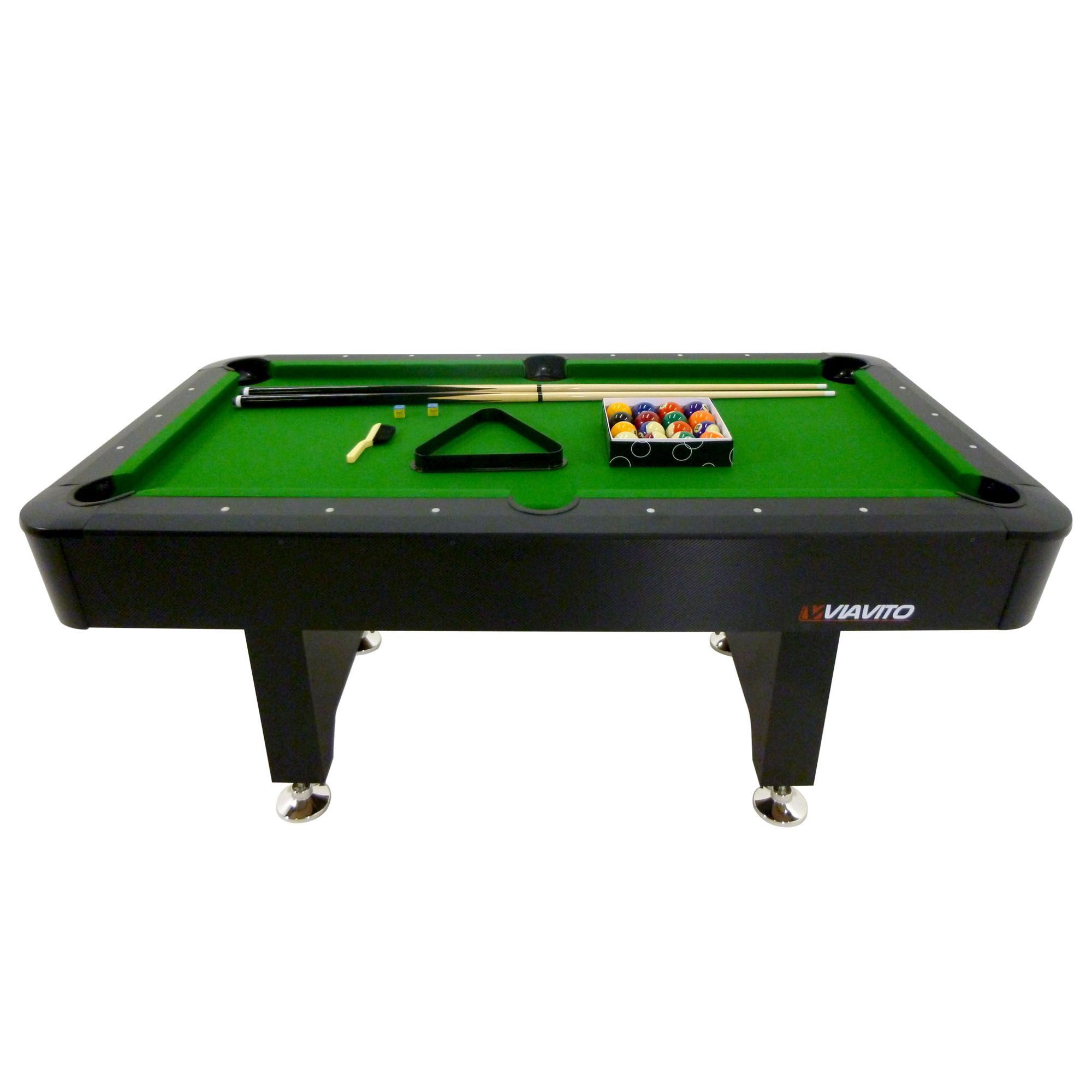 Viavito pt200 6ft pool table for 10 ft pool table for sale