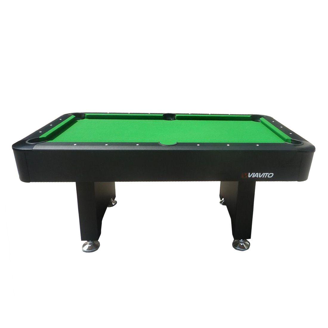Viavito pt200 6ft pool table for Pool table 6 x 3