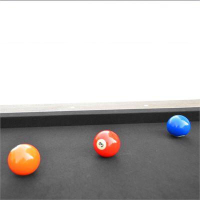 Viavito PT500 7ft Pool Table - Black - Balls