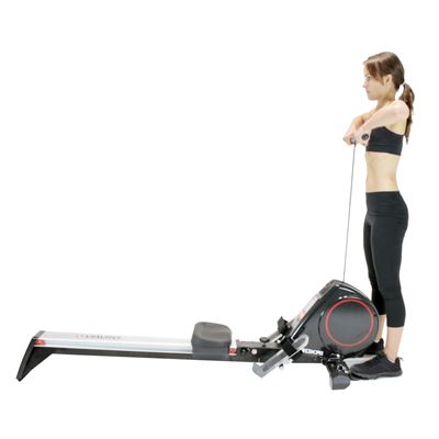 Viavito Rokai Folding Rowing Machine - In use 2