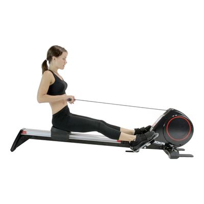 Viavito Rokai Folding Rowing Machine - In use 3