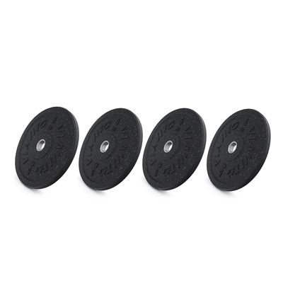 Viavito Rubber Crumb Bumper Olympic Weight Plates - 5kg
