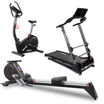 Viavito Run Row Ride Fitness Package