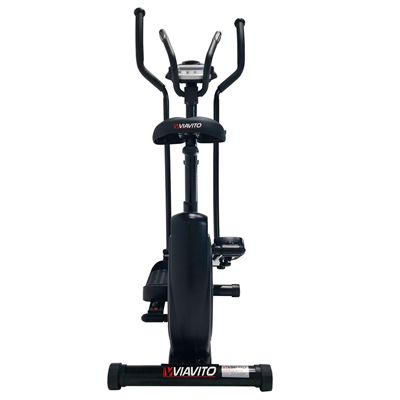 Viavito Setry 2 in 1 Elliptical Trainer & Exercise Bike - Back