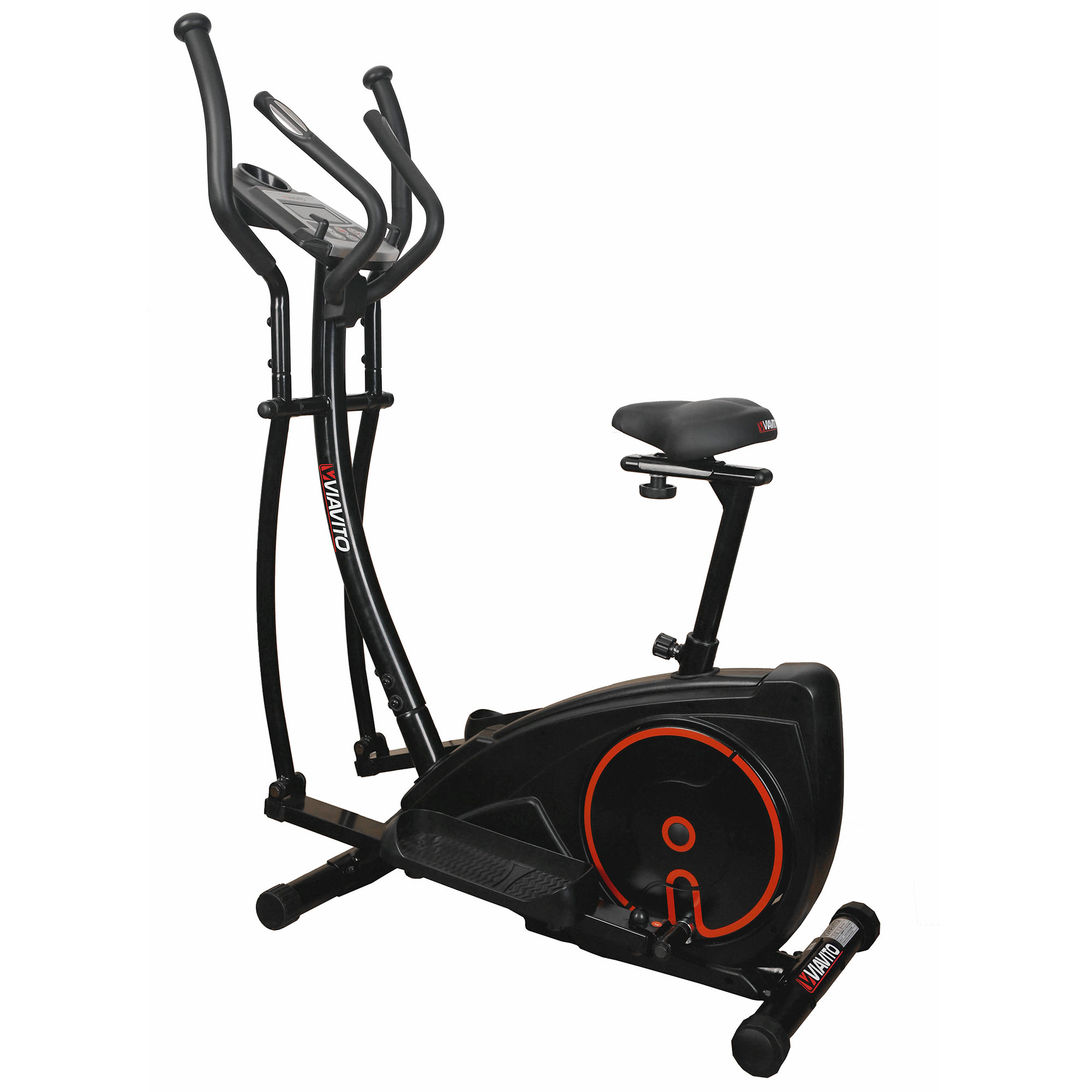 1 Elliptical Trainer \u0026 Exercise Bike