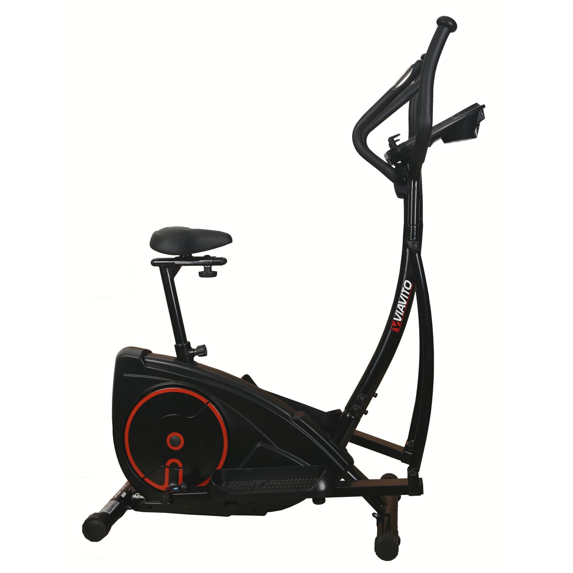 Viavito Setry 2 In 1 Elliptical Trainer Amp Exercise Bike