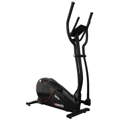 Viavito Sina Elliptical Cross Trainer - Angled2
