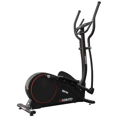 Viavito Sina Elliptical Cross Trainer - Side