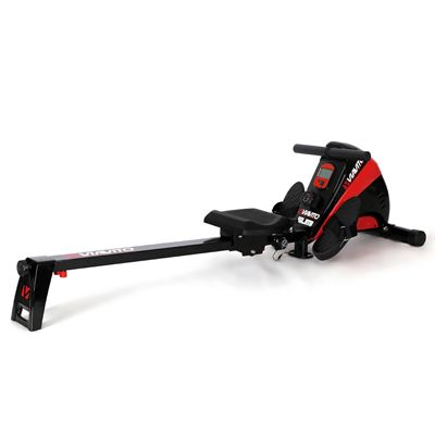 Viavito Sumi Folding Rowing Machine - Angled