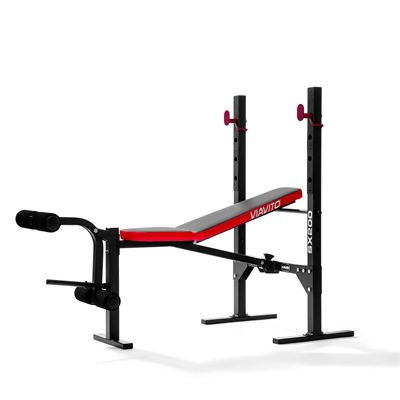 Viavito SX200 Folding Barbell Weight Bench