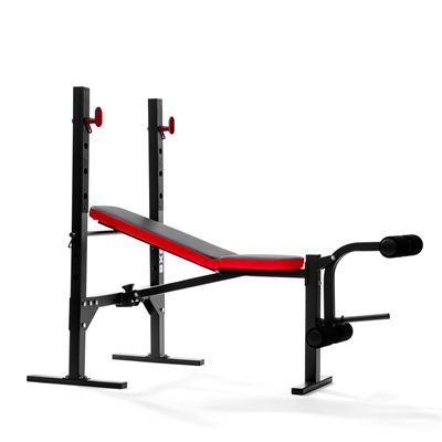 Viavito SX200 Folding Barbell Weight Bench - Angle