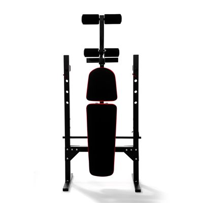 Viavito SX200 Folding Barbell Weight Bench - Fold1a