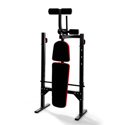 Viavito SX200 Folding Barbell Weight Bench - Folded2