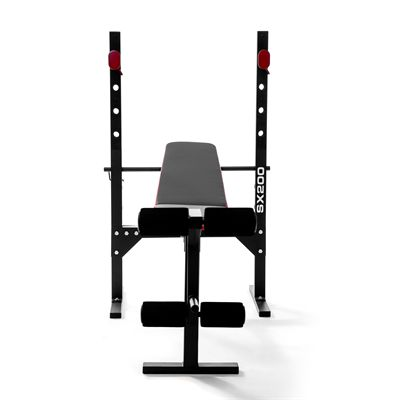 Viavito SX200 Folding Barbell Weight Bench - Front