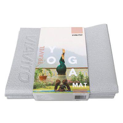 Viavito Travel Yoga Mat - Front