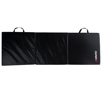 Viavito Tri-Fold Exercise Mat with Handles - Unfodled