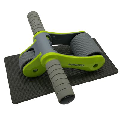 Viavito Tuyami Folding Ab Wheel - Green