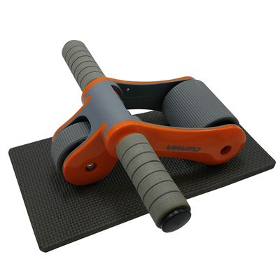 Viavito Tuyami Folding Ab Wheel - Orange