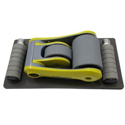 Viavito Tuyami Folding Ab Wheel - Yellow - Parts